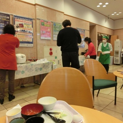 Toyoko Inn breakfast2