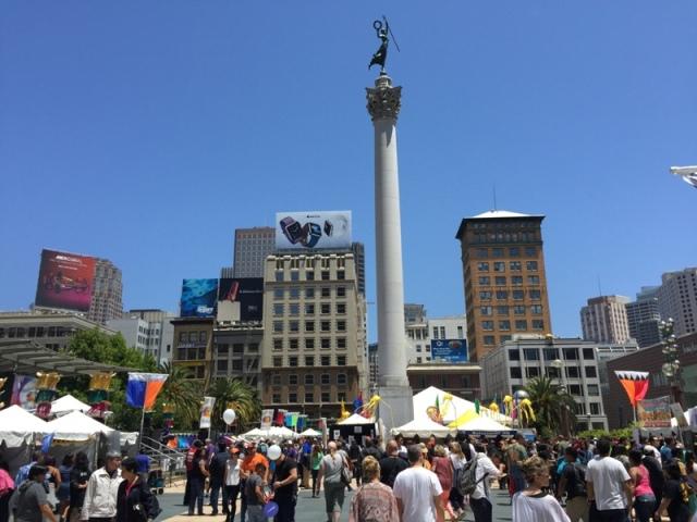 Union Square carnival 2