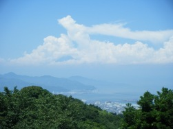View of Fuji from Nihondaira3