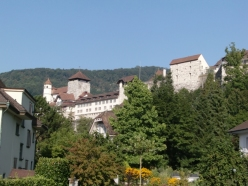 Aarburg fortress