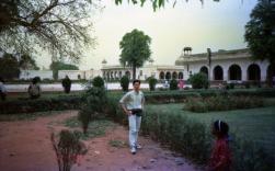 Delhi fortress
