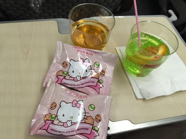 Flight Hello Kitty5
