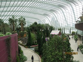 Flower Dome1