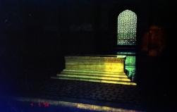 Humayun tomb replica