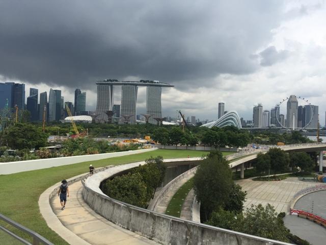 Singapore's 15th reservoir