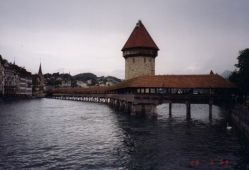 Lucerne Chapel bridge3