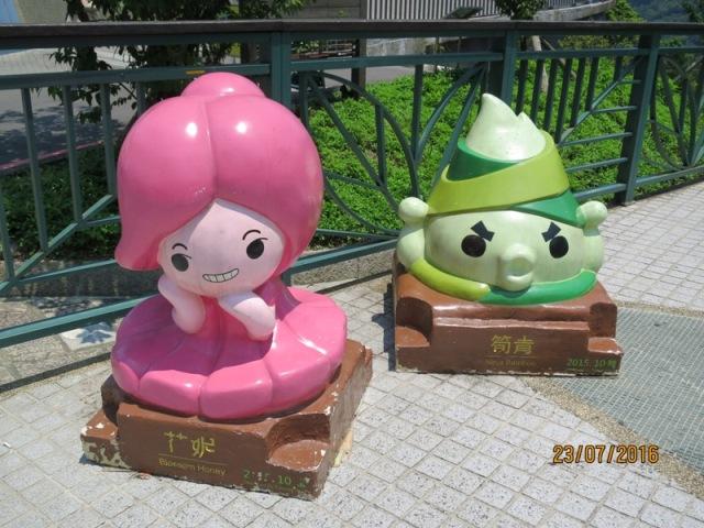 Maokong mascots1