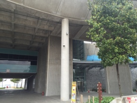 Marina Barrage building5