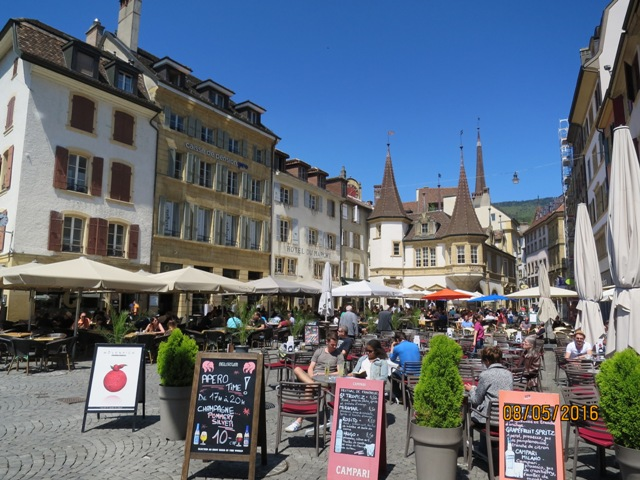 Beautiful Neuchatel