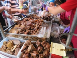 Ningxia braised food stall6