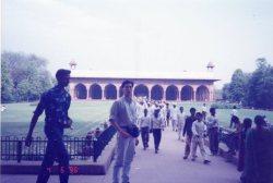 Old Delhi fort