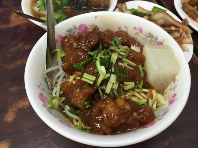 Pork Rib noodle2