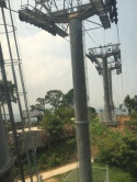 Ride back down from Maokong9
