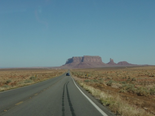 The revered American road trip