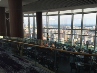 Salt Grill and Sky bar