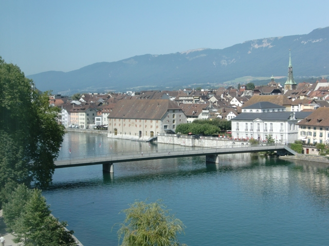 Most Baroque Solothurn