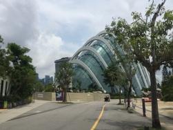 Walk along Marina channel1