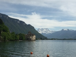 Walking Chillon to Montreux2