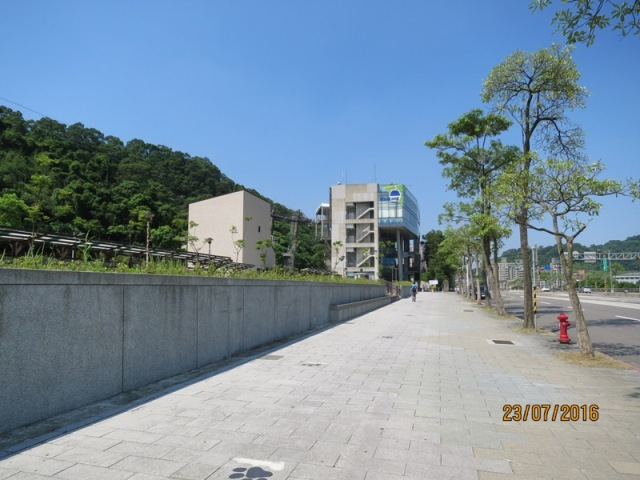 Walking to Maokong gonoda