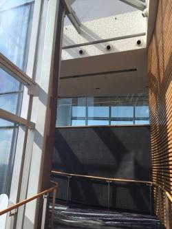 Walkway to deck2