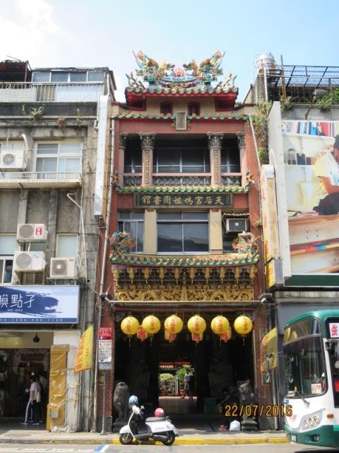 Ximending Tienhou temple