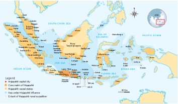 majapahit-empire