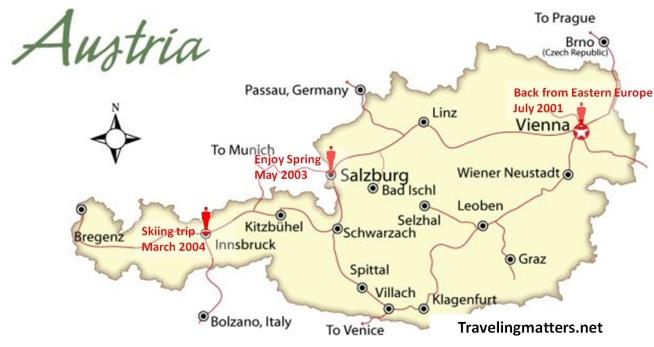 soujourns-in-austria