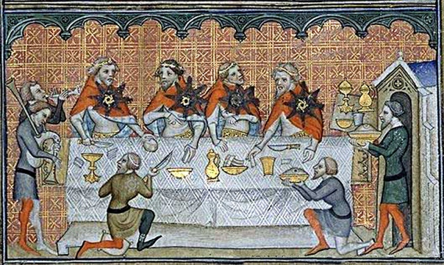 medieval-feasts
