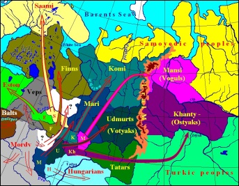 finno-ugric-migration