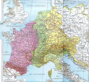 frankish-partitions