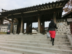 namsangol-hanok-entrance