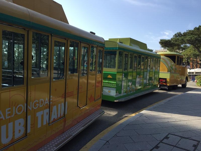 taejongdae-tramcar1