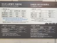 taejongdae-tramcar2