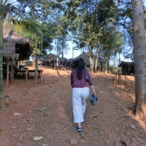 A living village