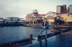 Auckland City Hobson wharf6