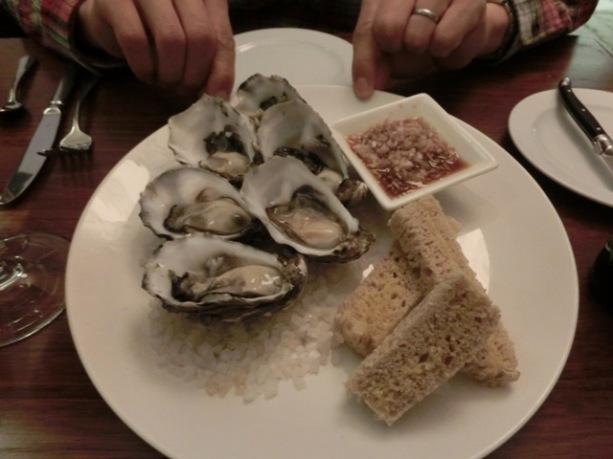 Dinner at Mornington1