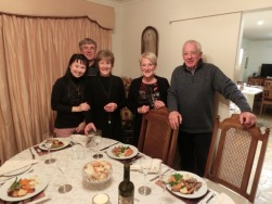 Dinner with Jim Murray Pam & Cheryl1
