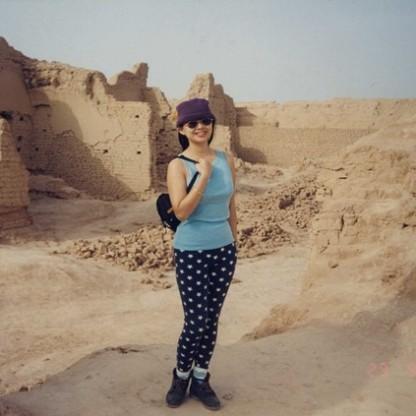 Gaochang ancient city6