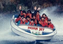 Huka river jet boat1