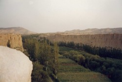Jiaohe ancient city19