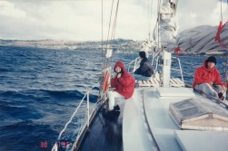 Lake Taupo Barbary cruise1