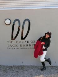 Lunch at Jack Rabbit vineyard14
