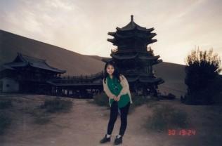 Mingsha dunes14