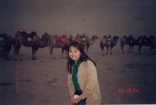 Mingsha dunes4