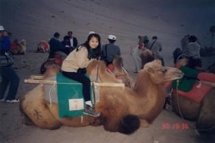 Mingsha dunes5