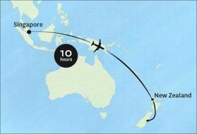 SG to Christchurch