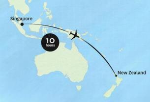 SG to NZ