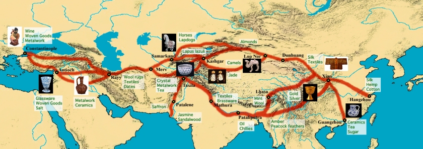 Silk road map3