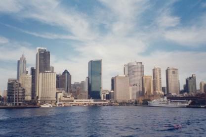 Sydney Darling Harbour cruise3