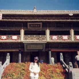 Zhangye Dafo temple3